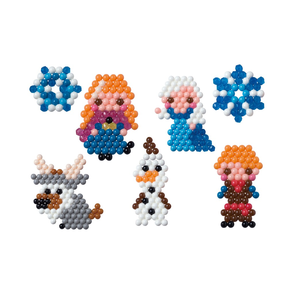 Aquabeads DISNEY FROZEN Bastel-Set Figuren 3