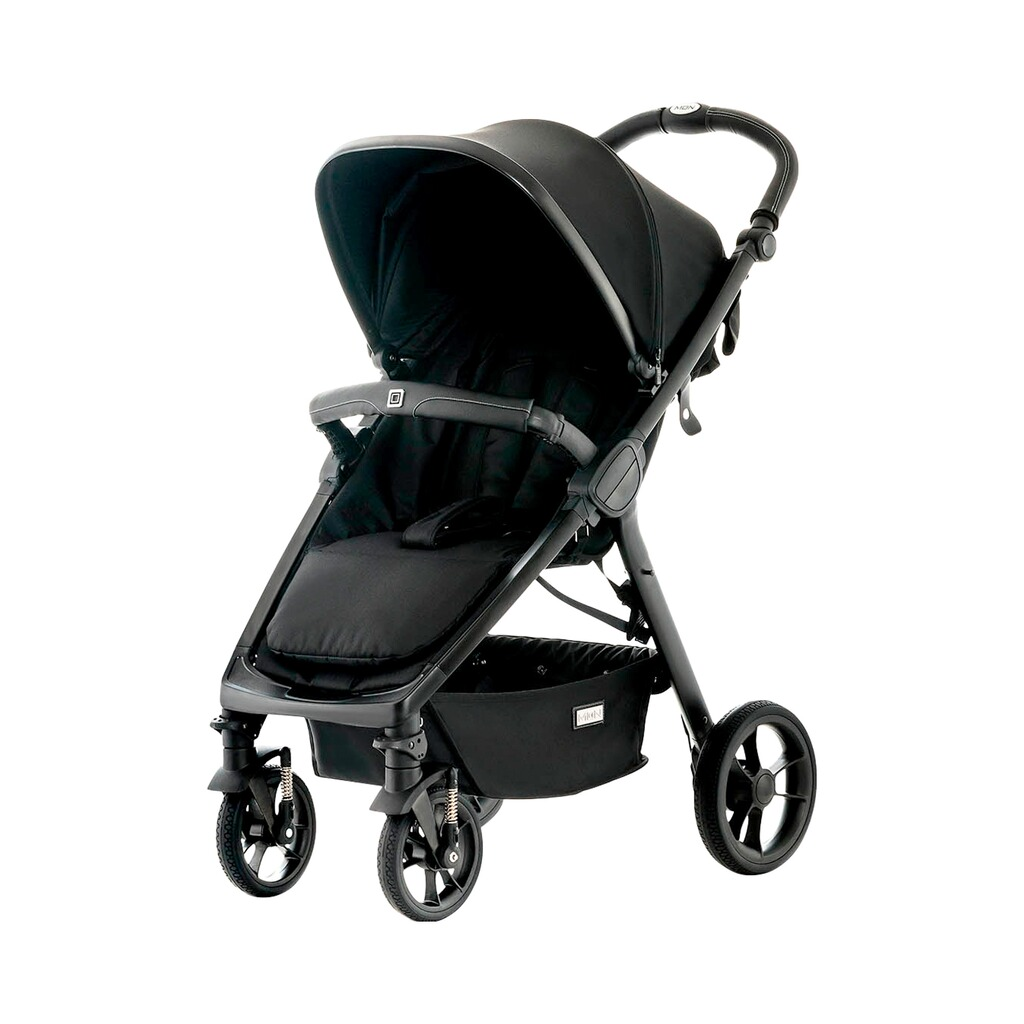 MOON CITY Jet R Buggy mit Liegefunktion  black/fishbone 1