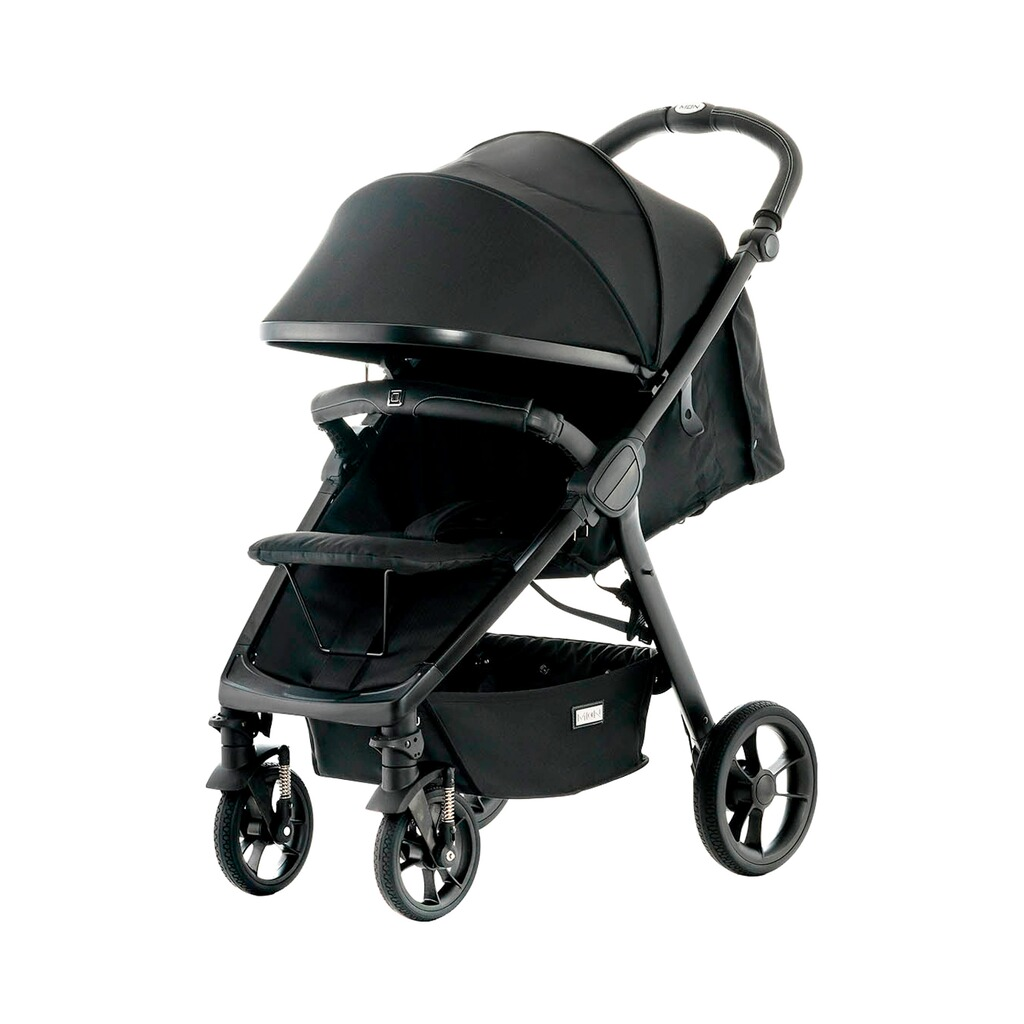 MOON CITY Jet R Buggy mit Liegefunktion  black/fishbone 2
