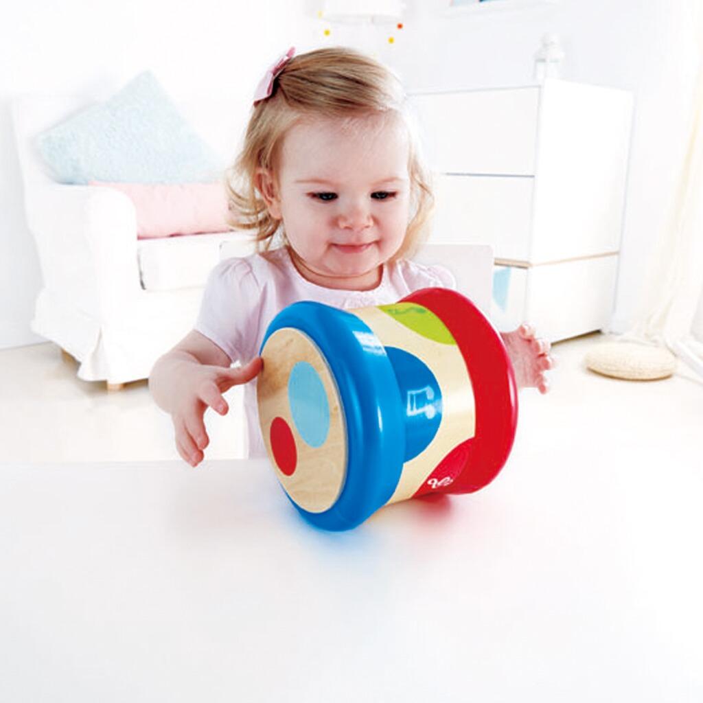 hape baby trommel online kaufen baby walz. Black Bedroom Furniture Sets. Home Design Ideas