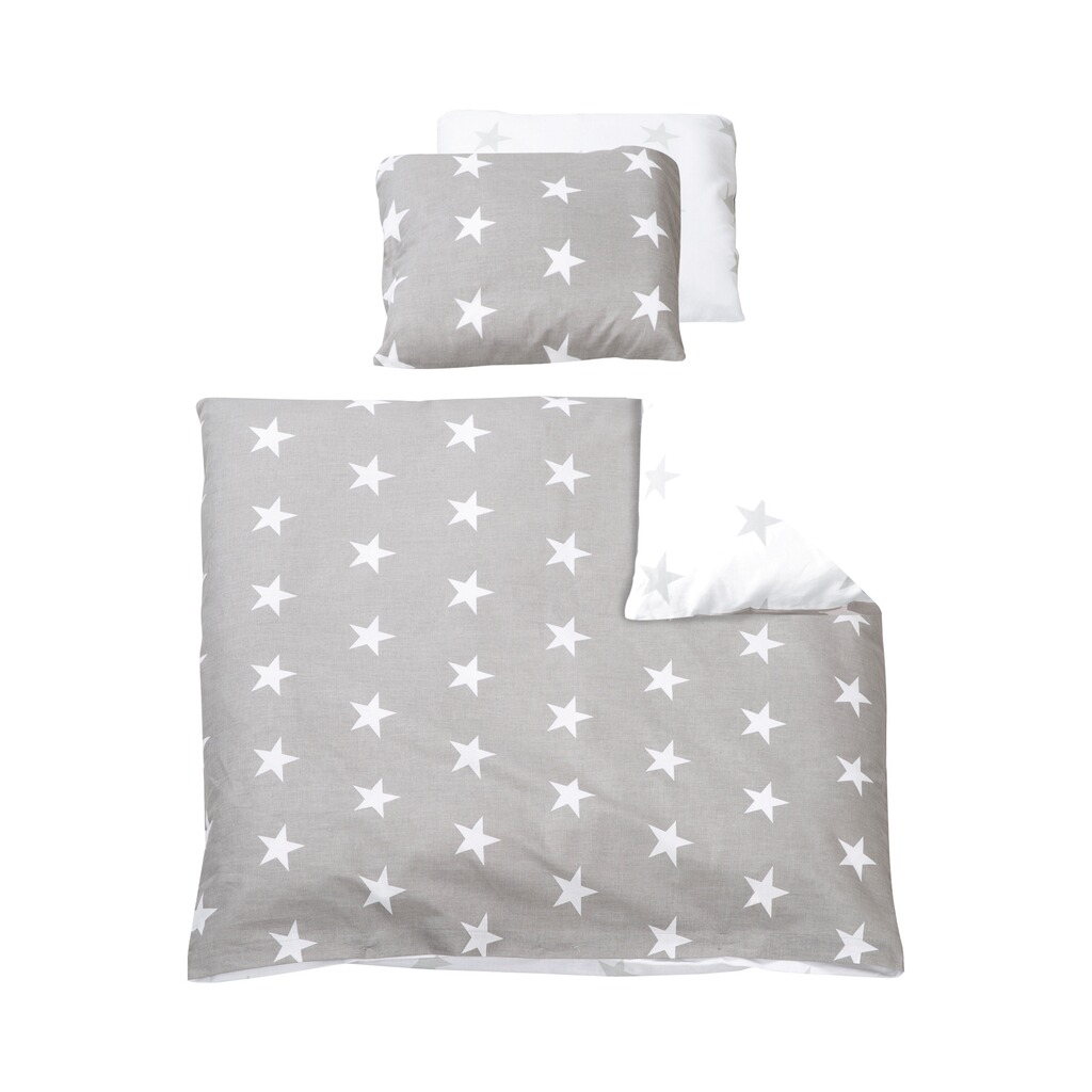 roba bettw sche little stars 40x35 80x80cm online kaufen baby walz. Black Bedroom Furniture Sets. Home Design Ideas