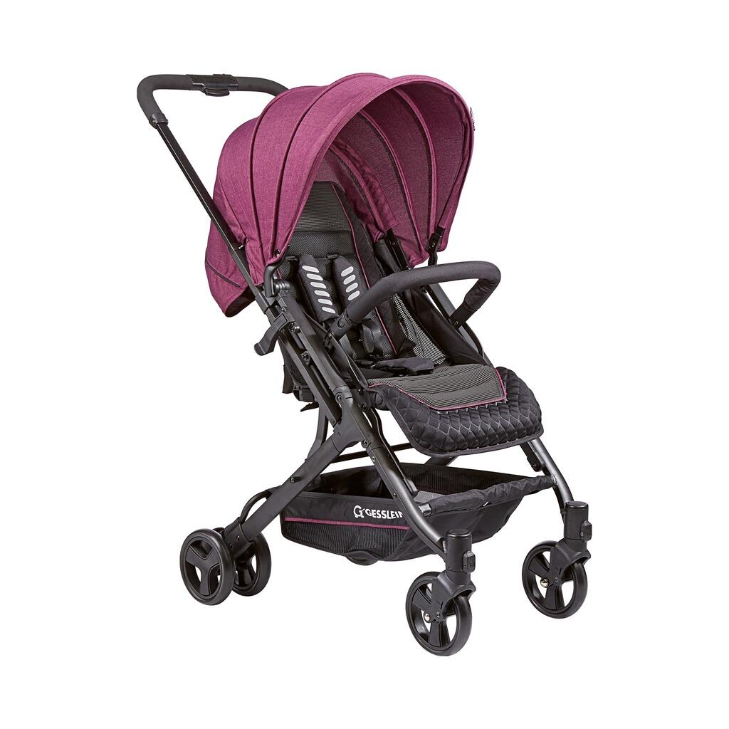 gesslein s8 buggy mit liegefunktion online kaufen baby walz. Black Bedroom Furniture Sets. Home Design Ideas