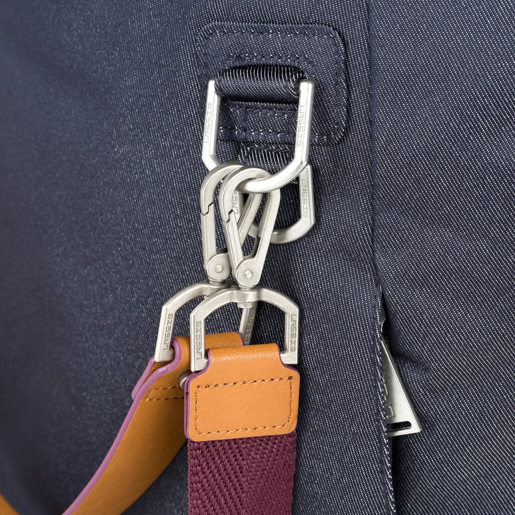 Lässig GREEN LABEL Wickeltasche Mix'n Match Bag  denim blue 11