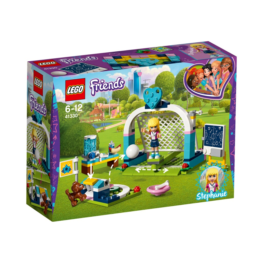 LEGO® FRIENDS 41330 Fußballtraining mit Stephanie 1