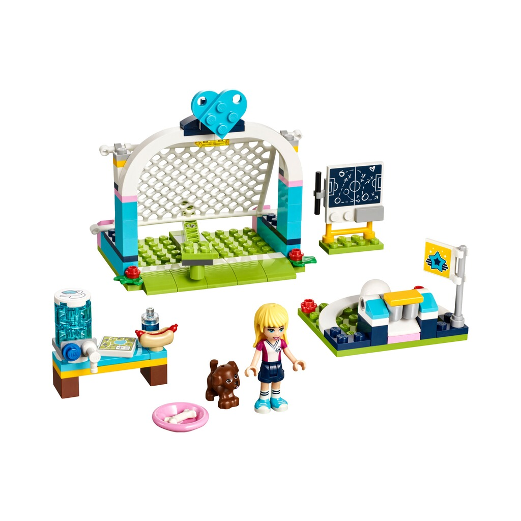 LEGO® FRIENDS 41330 Fußballtraining mit Stephanie 2