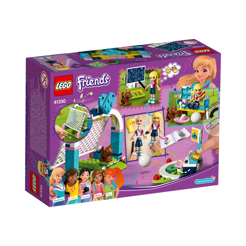 LEGO® FRIENDS 41330 Fußballtraining mit Stephanie 4