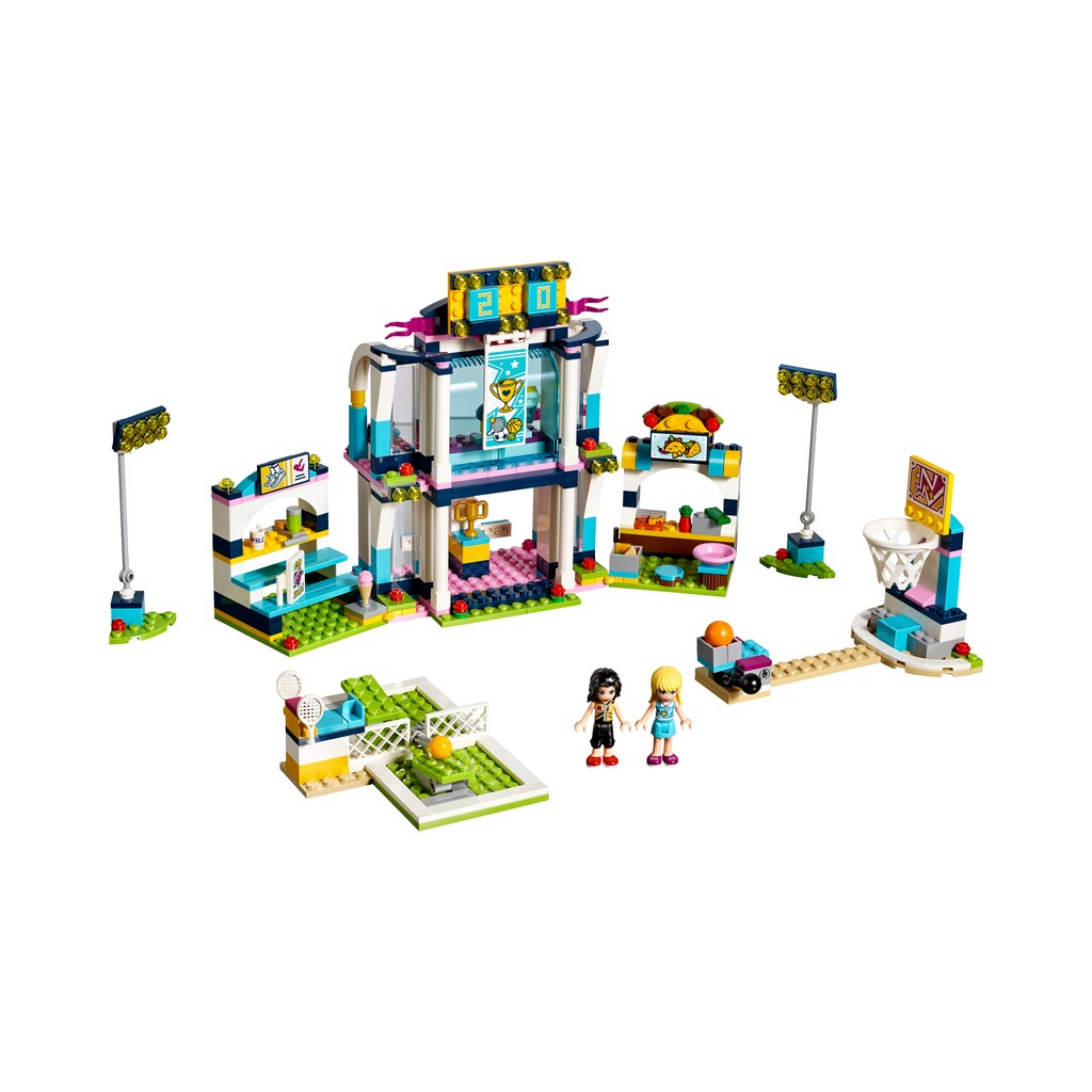 LEGO® FRIENDS 41338 Stephanies Sportstadion 2