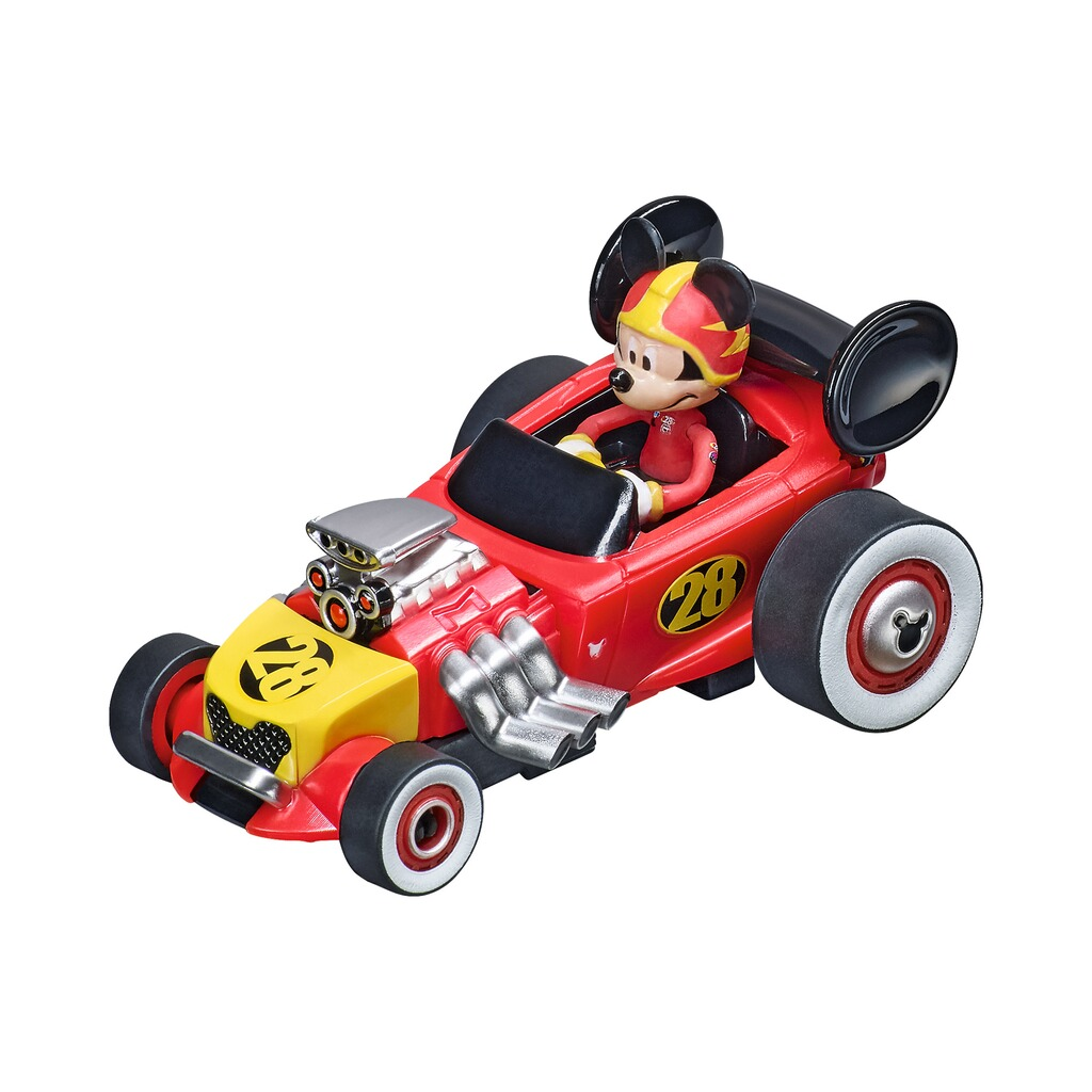 Carrera MICKEY AND THE ROADSTER RACERS Auto-Rennbahn Carrera First Mickey and the Roadster Racers 2