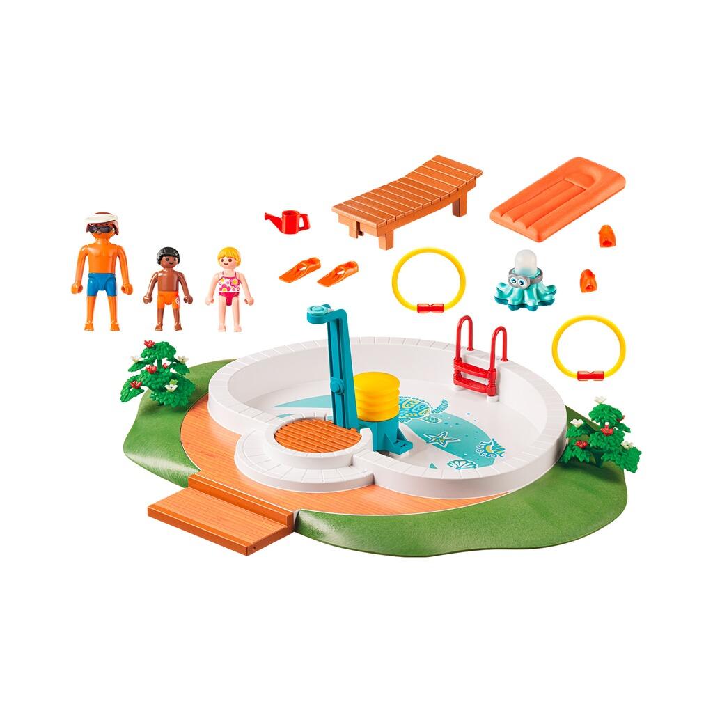 Playmobil family fun 9422 swimmingpool online kaufen - Playmobil swimming pool best price ...