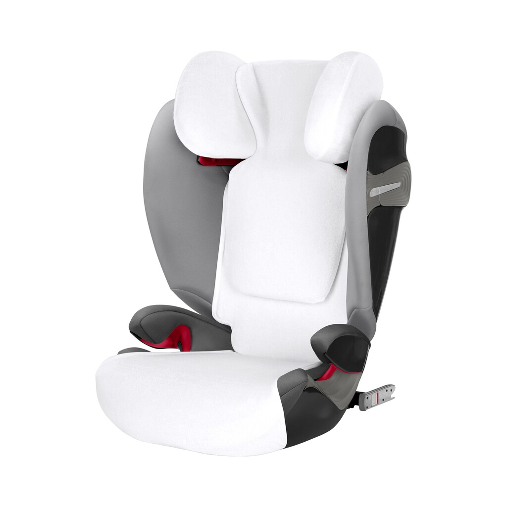 Cybex GOLD Sommerbezug für Pallas S-Fix, Solution S-Fix  White 1