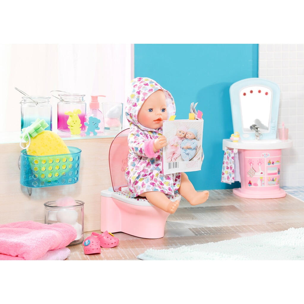 Zapf Creation BABY BORN Lustige Toilette 5
