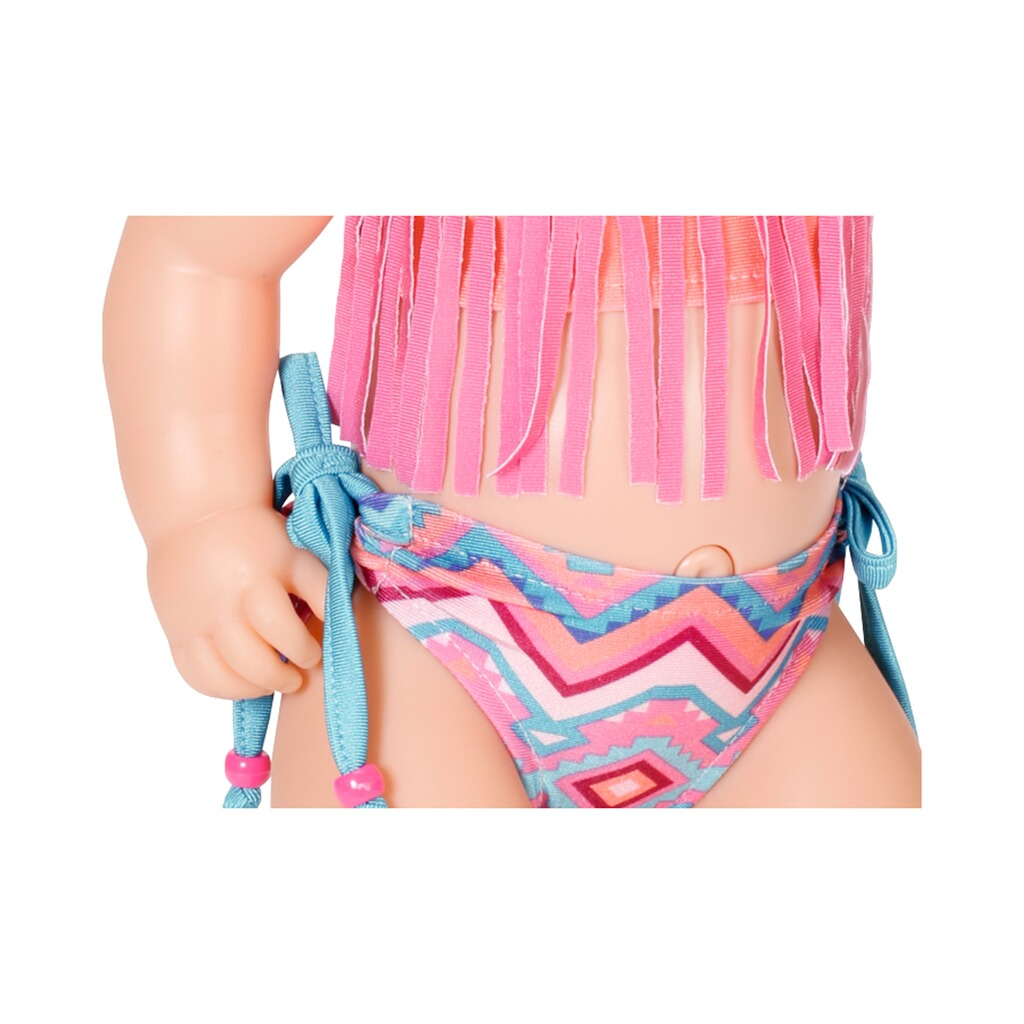 Zapf Creation BABY BORN Puppen Outfit Deluxe Schwimm Set Play&Fun 4