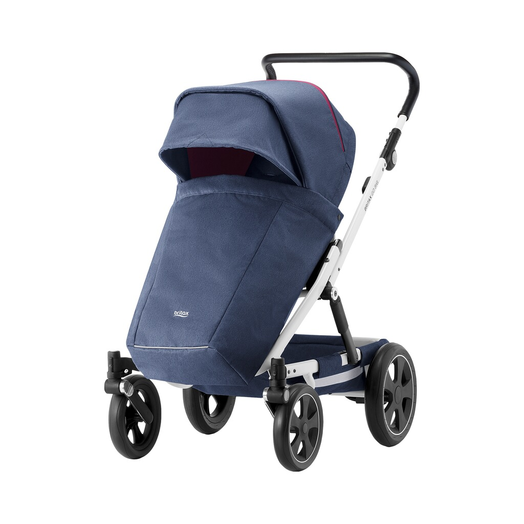 Britax Römer PREMIUM Go Big² Kinderwagen  Oxford Navy 8
