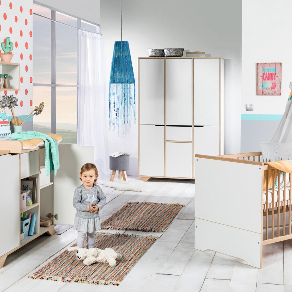 Schardt 3 tlg babyzimmer tokio online kaufen baby walz - Exklusive babyzimmer ...