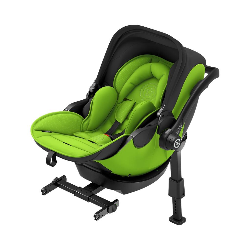kiddy evoluna i size2 babyschale mit liegefunktion incl. Black Bedroom Furniture Sets. Home Design Ideas