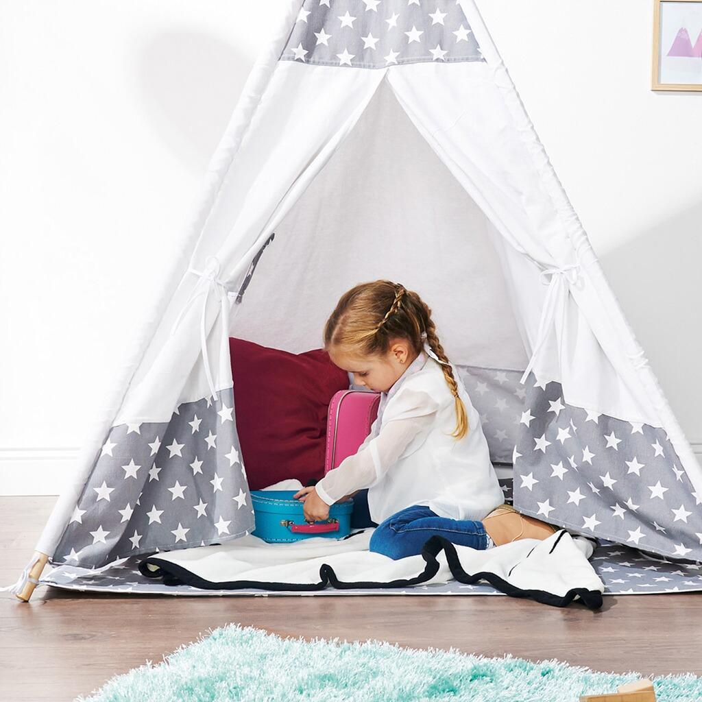 pinolino zelt tipi jakara online kaufen baby walz. Black Bedroom Furniture Sets. Home Design Ideas