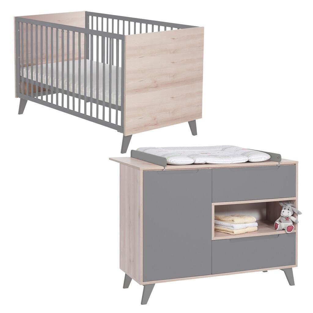 Geuther 2 Tlg Babyzimmer Malte Online Kaufen Baby Walz