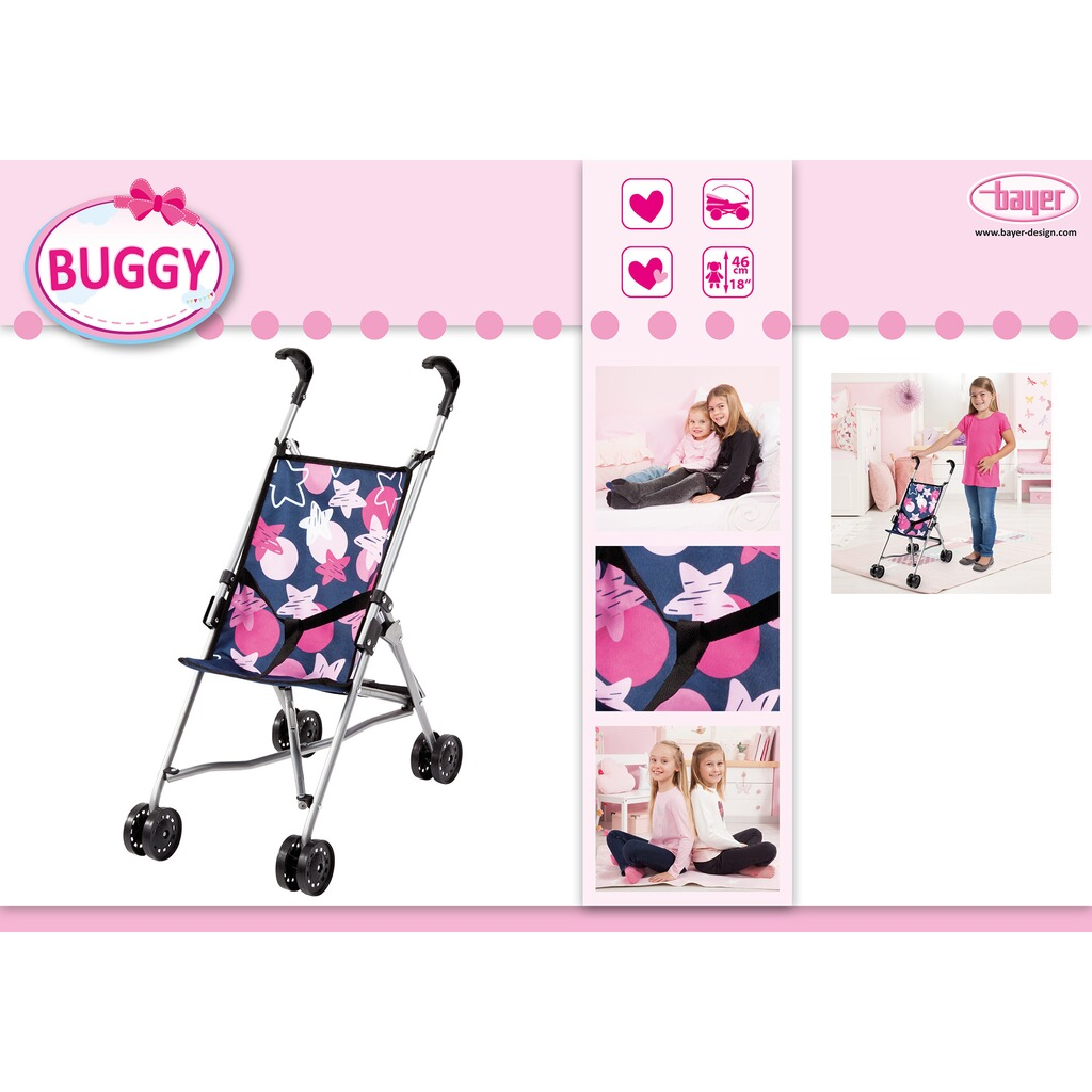 BAYER DESIGN  Puppen-Buggy 5