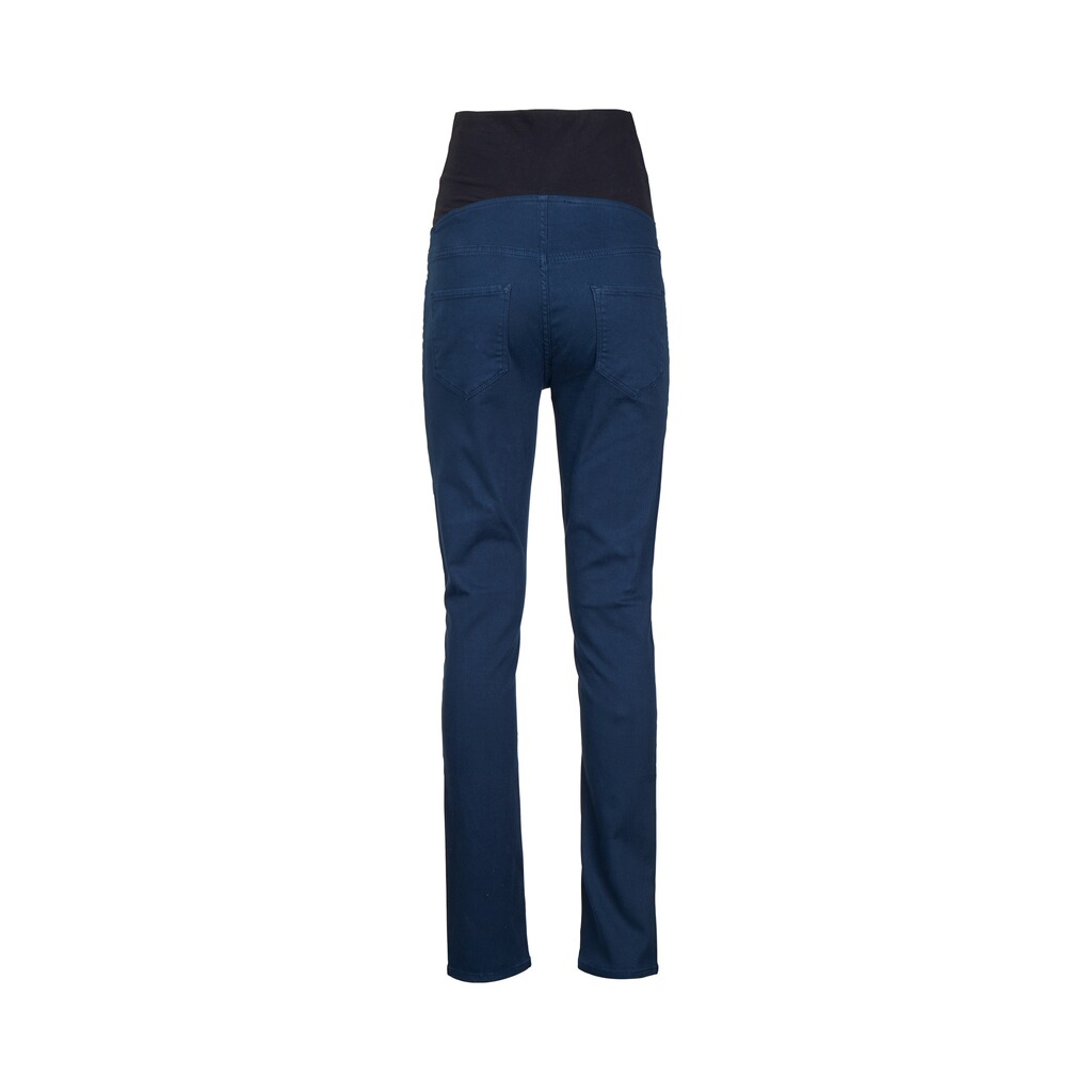 2hearts COSY & WILD Umstands-Hose Skinny  blau 3