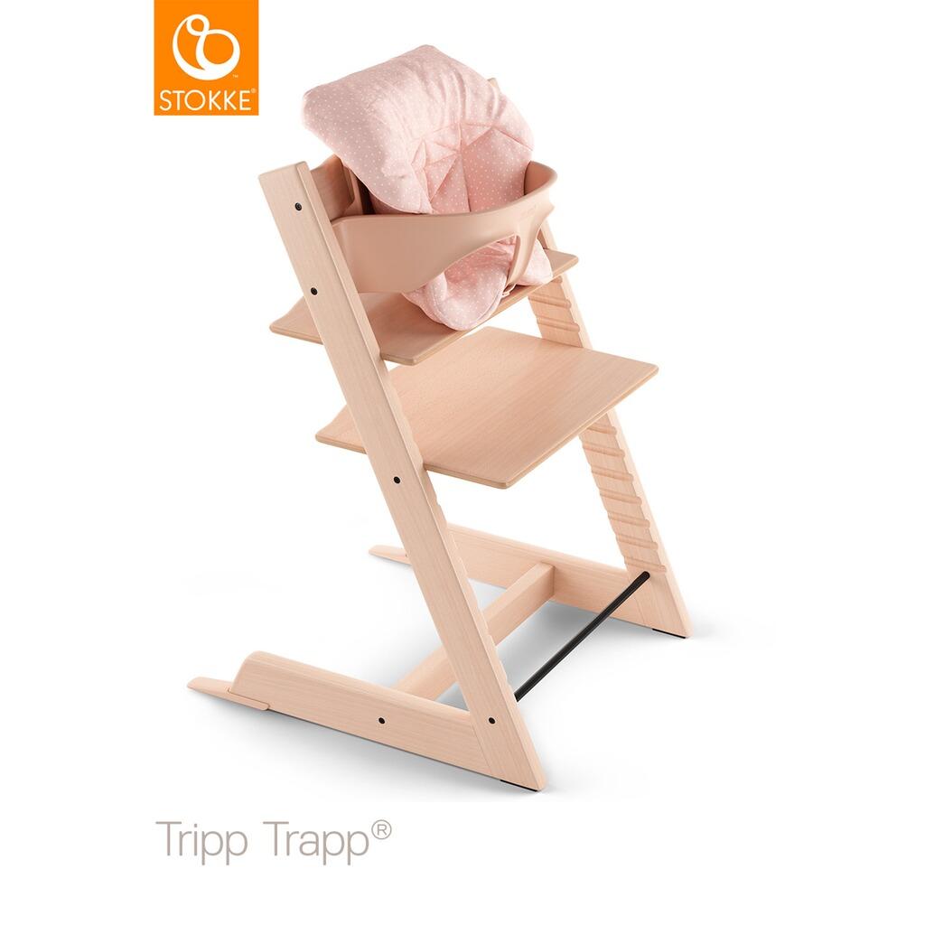 stokke tripp trapp mini sitzkissen organic cotton online kaufen baby walz. Black Bedroom Furniture Sets. Home Design Ideas
