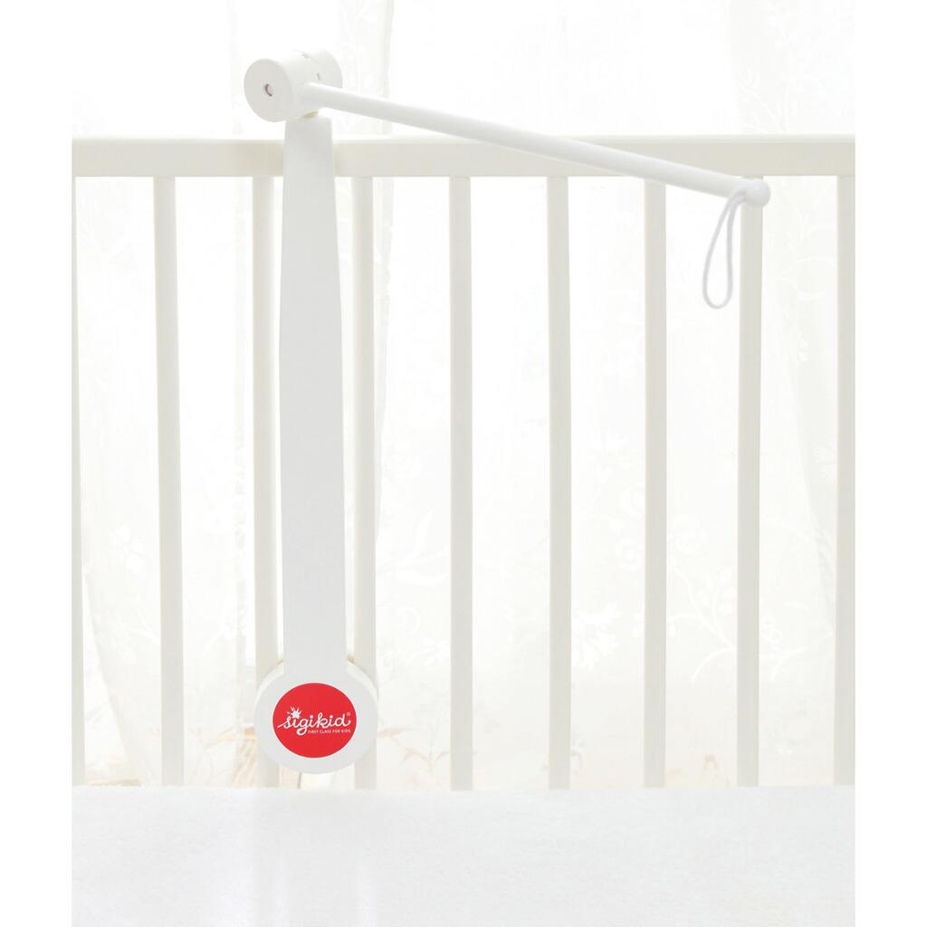 sigikid mobile halter holzrack online kaufen baby walz. Black Bedroom Furniture Sets. Home Design Ideas