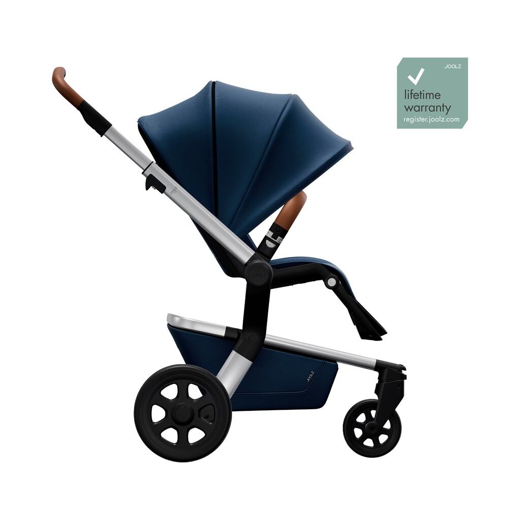 JOOLZ HUB EARTH Kinderwagen  Parrot Blue 1