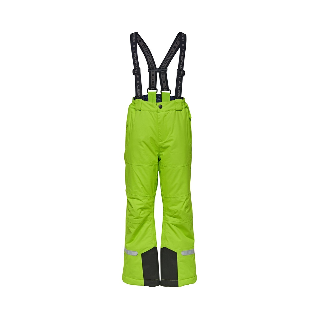 Lego Wear TEC Skihose Ping  lime 1