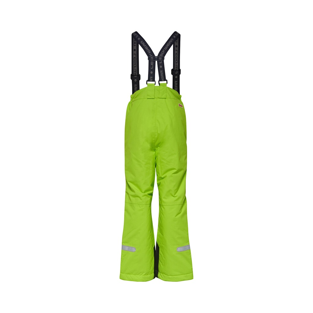 Lego Wear TEC Skihose Ping  lime 2