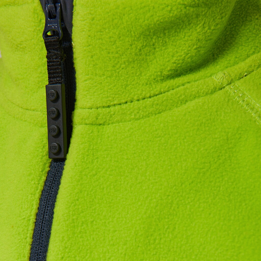 Lego Wear  Fleecepullover Sebastian  lime 3