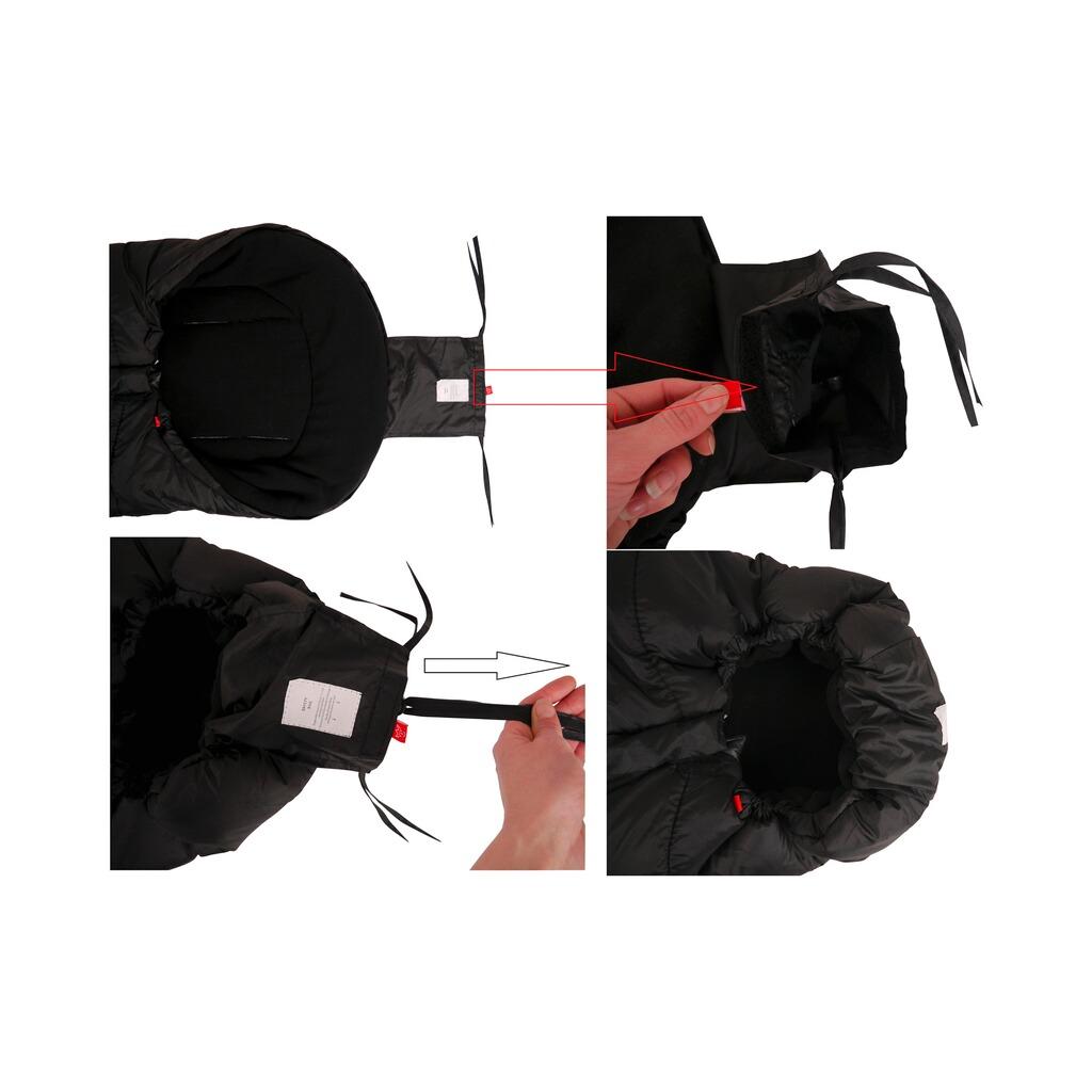 kaiser universal thermo fu sack iglu f r kinderwagen buggy online kaufen baby walz. Black Bedroom Furniture Sets. Home Design Ideas