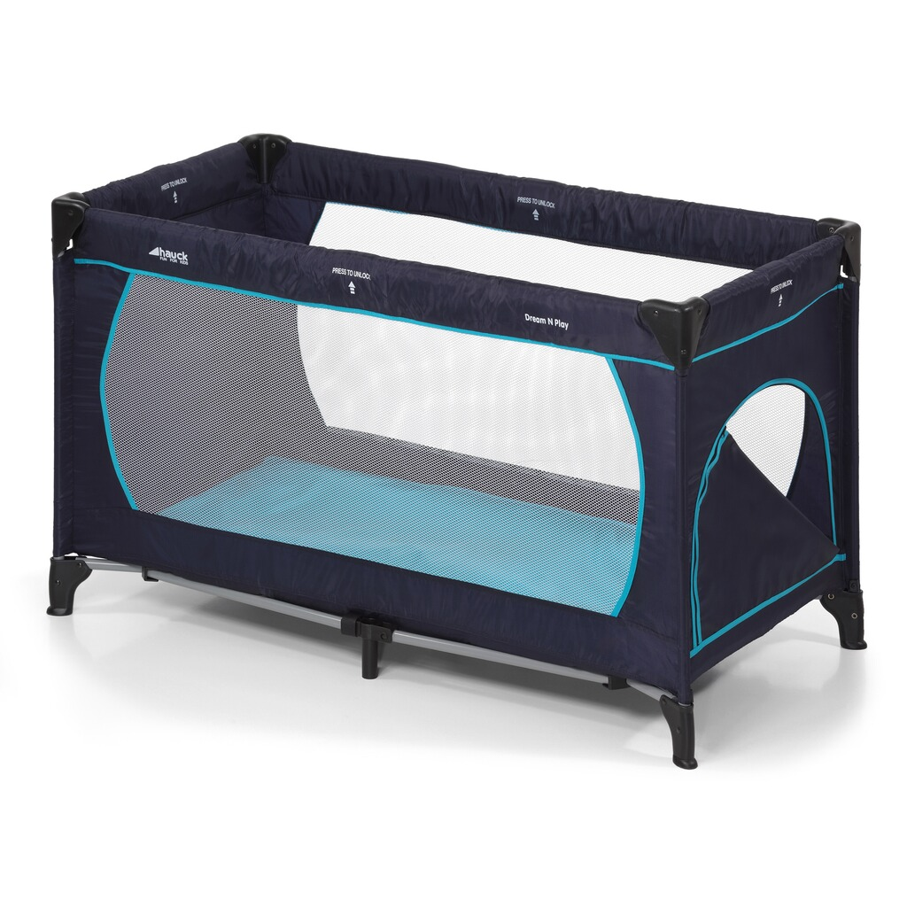 hauck reisebett dream n play plus online kaufen baby walz. Black Bedroom Furniture Sets. Home Design Ideas