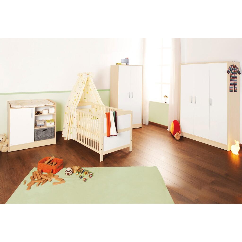 pinolino 3 tlg babyzimmer florian online kaufen baby walz. Black Bedroom Furniture Sets. Home Design Ideas