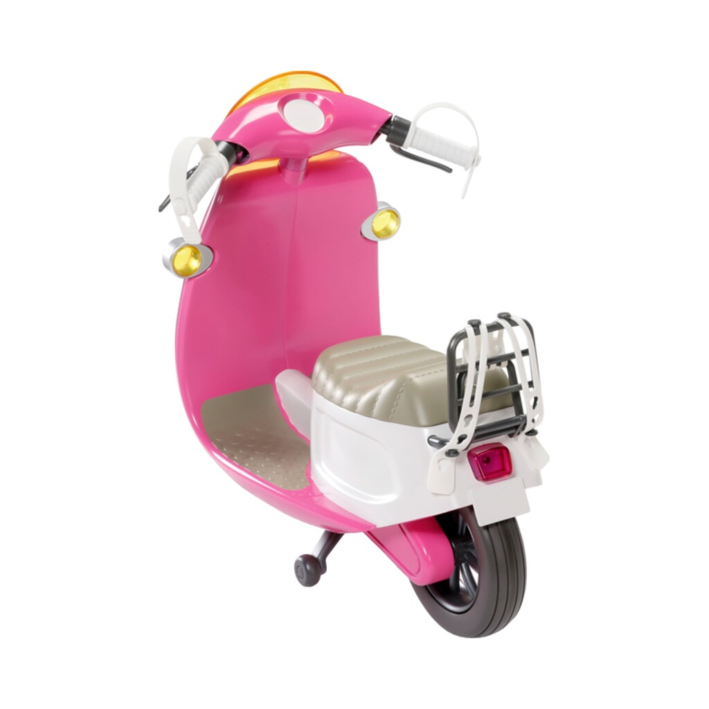 ZAPF BABY BORN Puppen City RC Scooter 2
