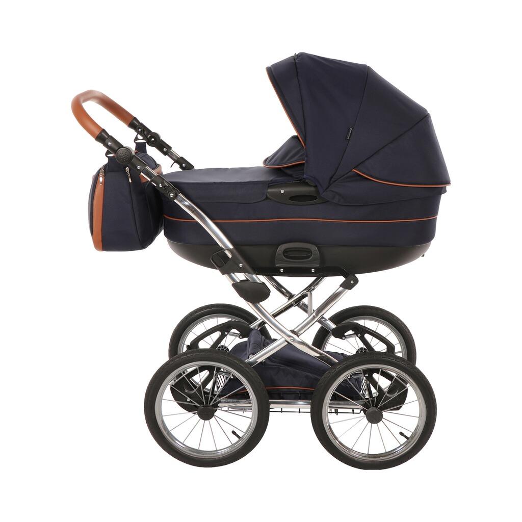 knorr baby premium precioso kombikinderwagen online kaufen. Black Bedroom Furniture Sets. Home Design Ideas