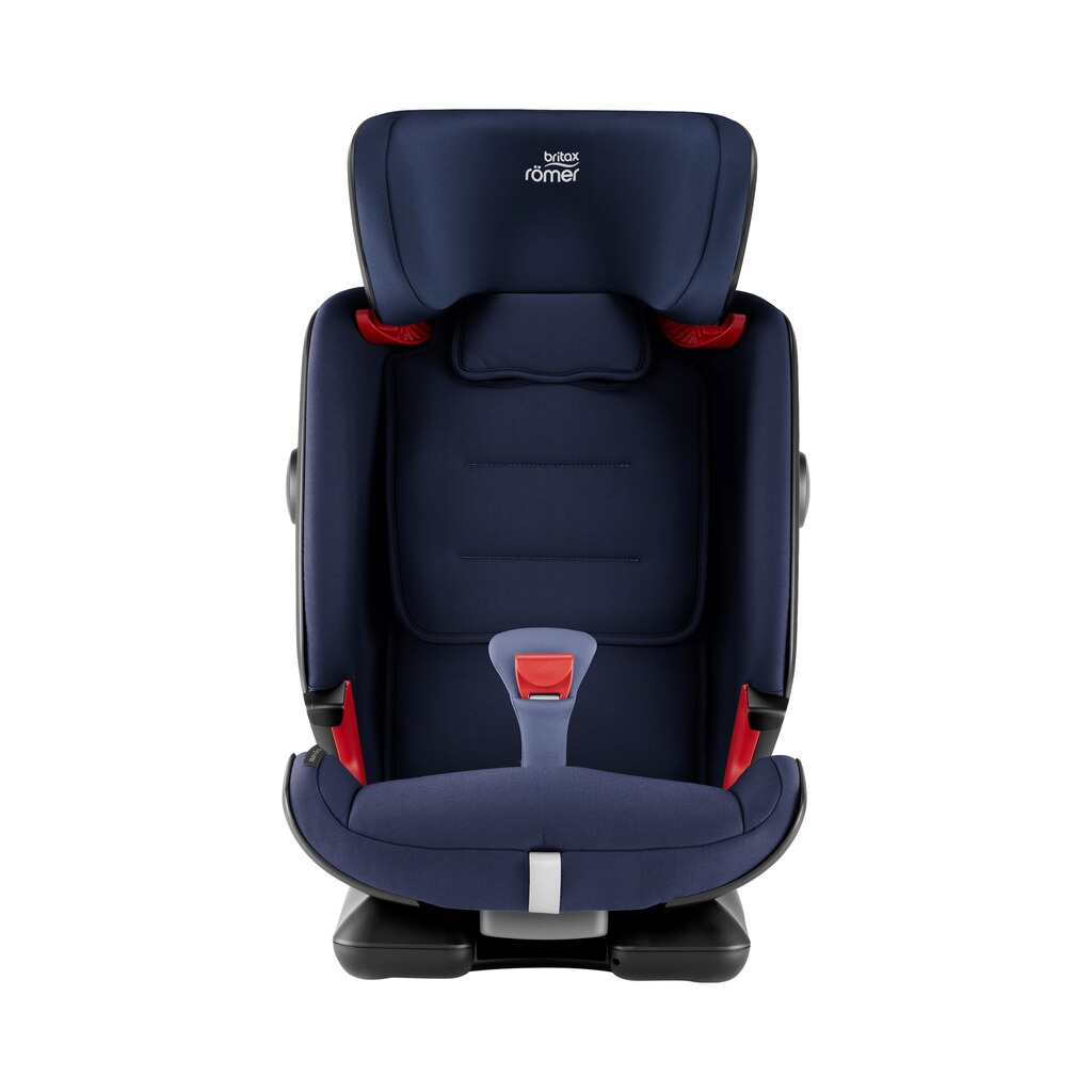 Britax Römer PREMIUM Advansafix IV R Kindersitz  Moonlight Blue 8
