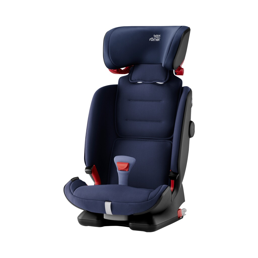 Britax Römer PREMIUM Advansafix IV R Kindersitz  Moonlight Blue 5