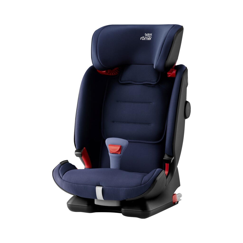 Britax Römer PREMIUM Advansafix IV R Kindersitz  Moonlight Blue 4