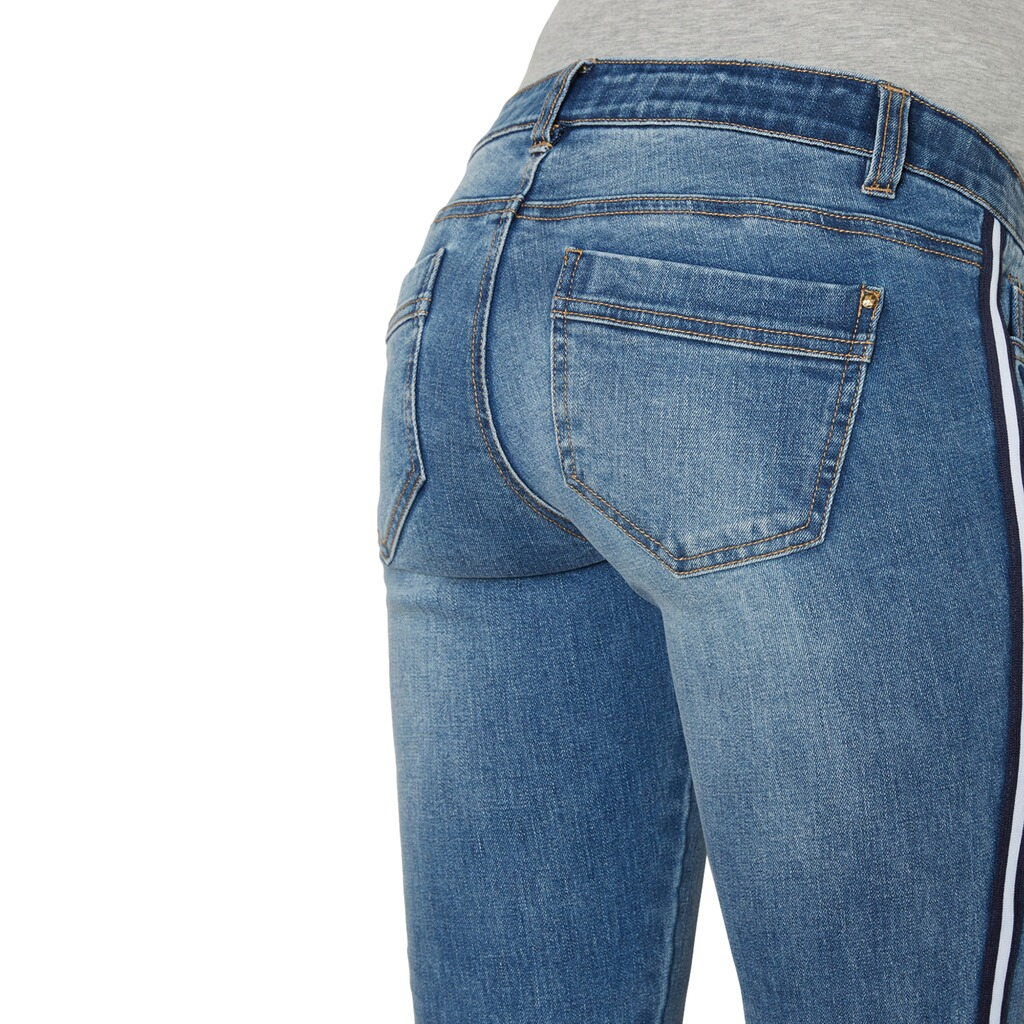 MAMALICIOUS®  Umstands-Jeans Slim Sonar 3