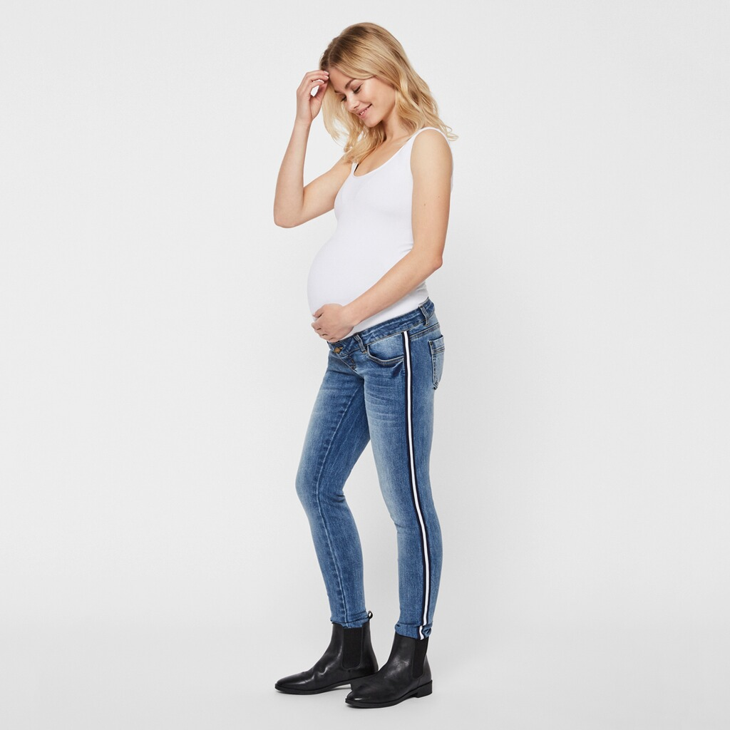 MAMALICIOUS®  Umstands-Jeans Slim Sonar 6