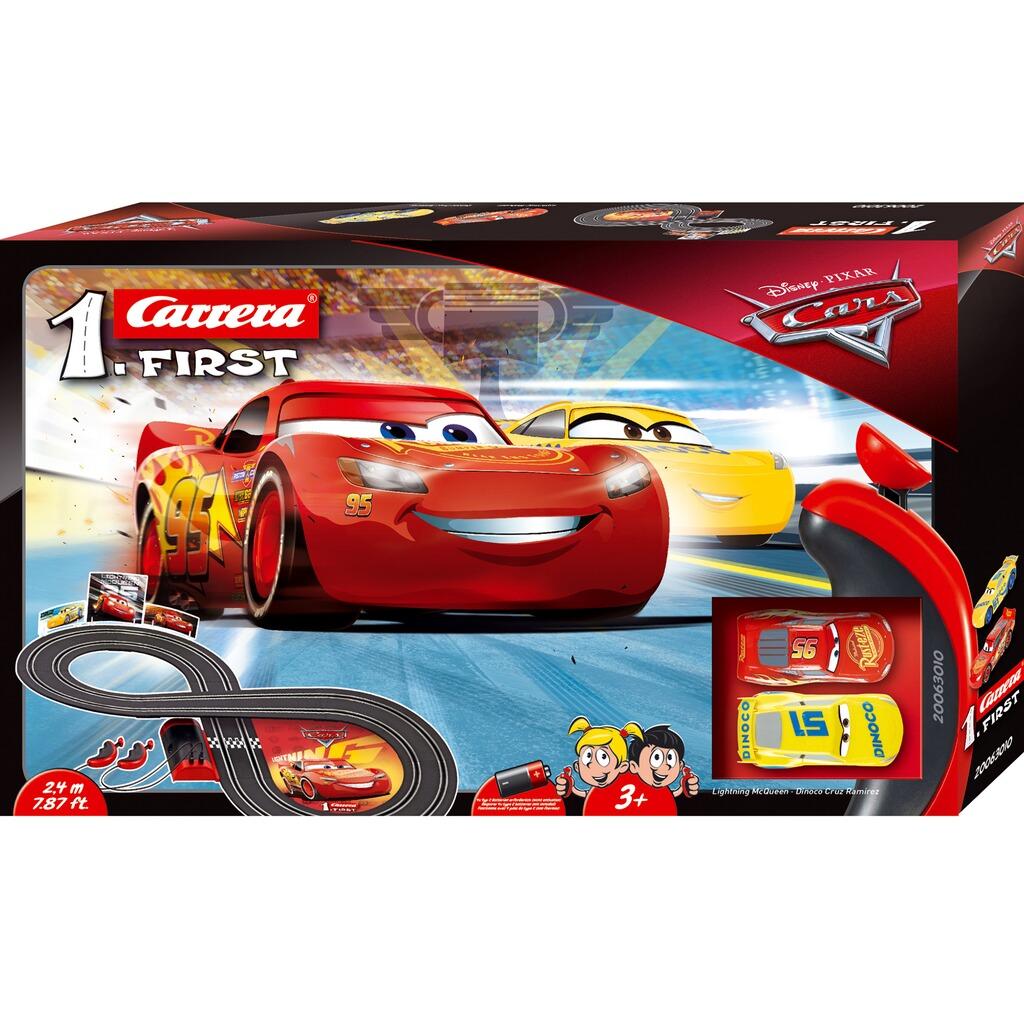 Cars Rennbahn
