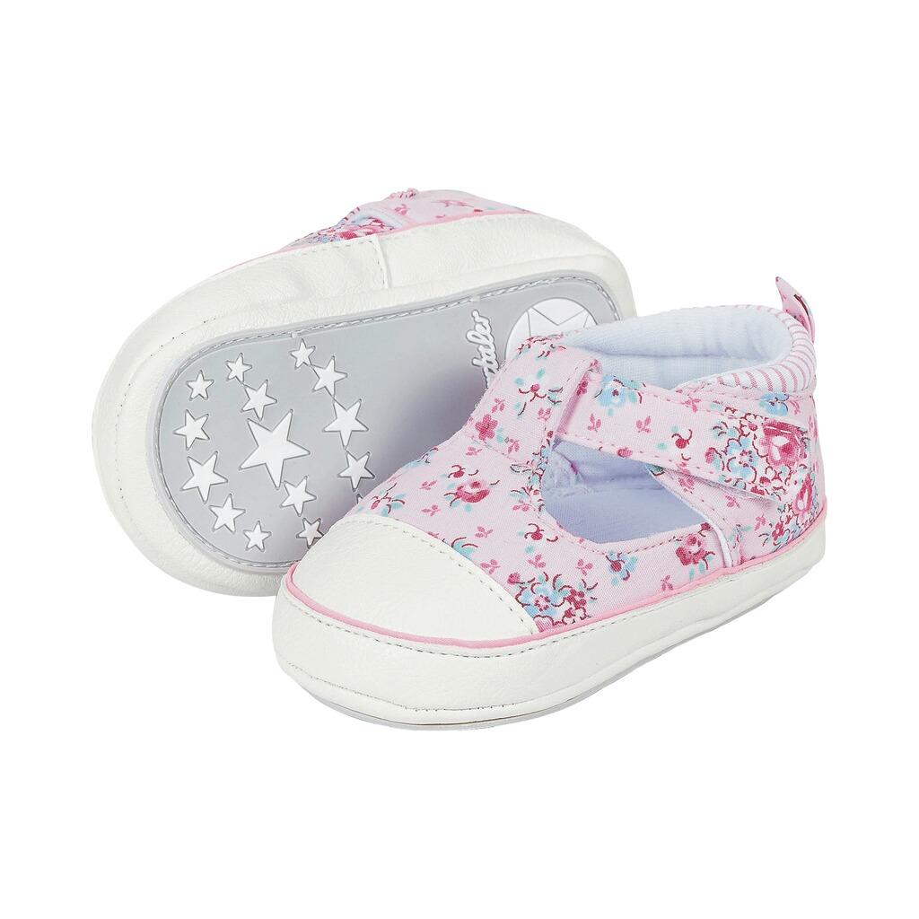 premium selection 54941 08548 Babyschuhe Blumen