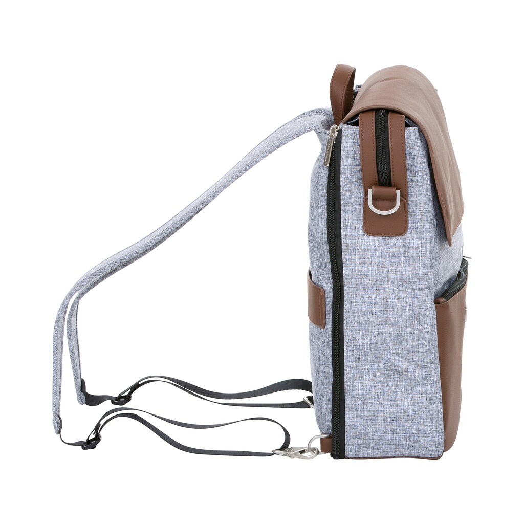 ABC Design  Wickelrucksack City  graphite grey 3
