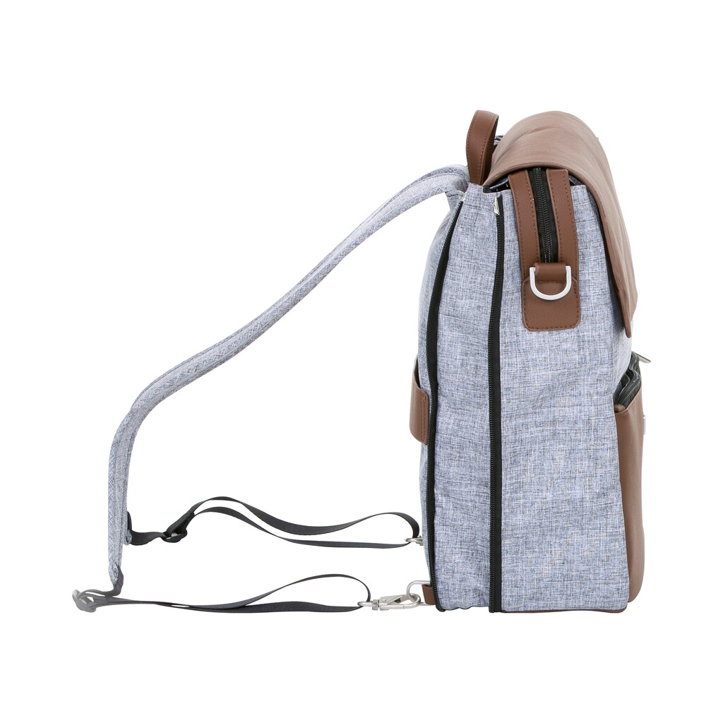 ABC Design  Wickelrucksack City  graphite grey 4