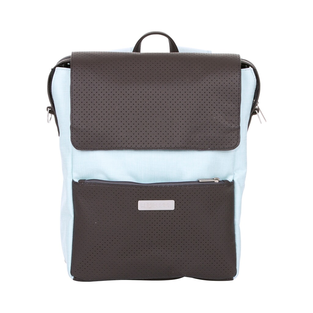 ABC Design  Wickelrucksack City  ice 2