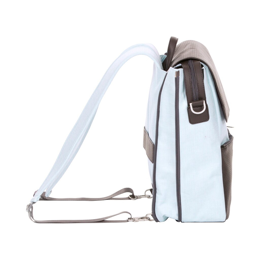 ABC Design  Wickelrucksack City  ice 4