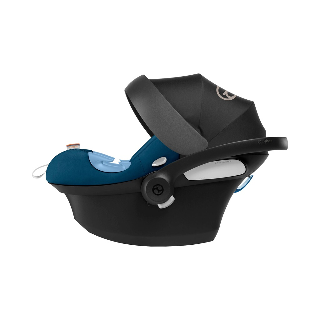 Cybex GOLD Aton M Babyschale  tropical blue 5