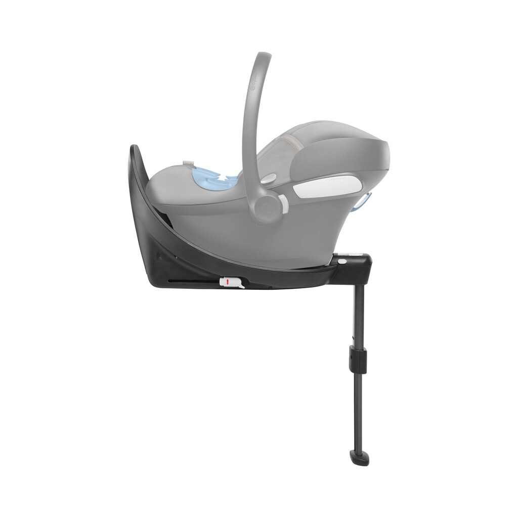 Cybex GOLD Aton M Babyschale  manhattan grey 4