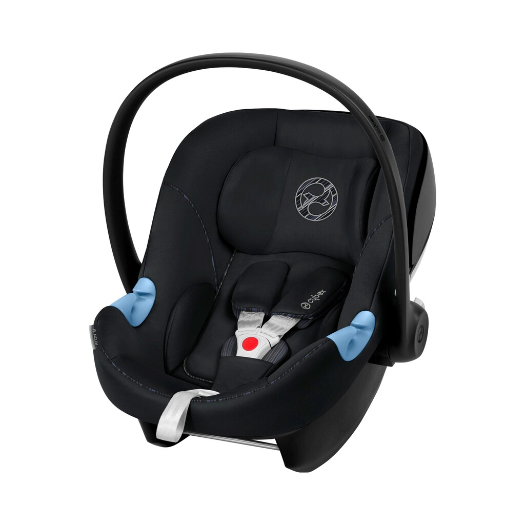 Cybex GOLD Aton M Babyschale  urban black 1