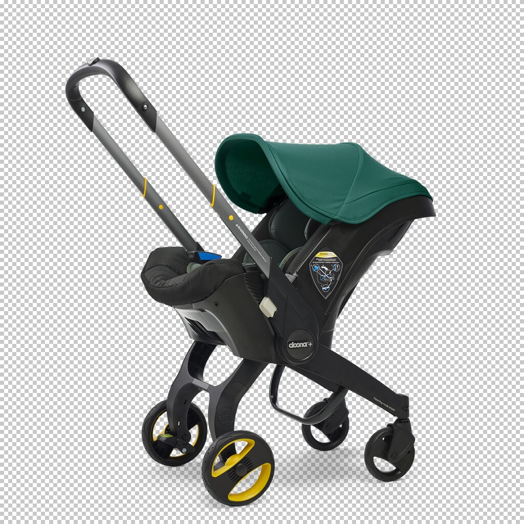 Doona  Doona+ Babyschale  Racing Green / grün 9