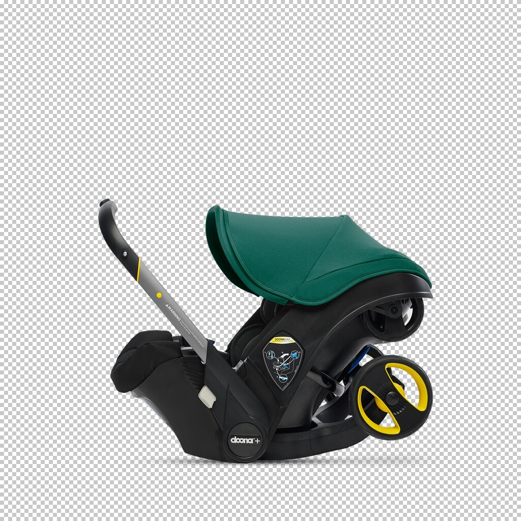 Doona  Doona+ Babyschale  Racing Green / grün 4